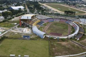 Estádio Pinheirão é leiloado pelo valor de R$ 57,5 milhões