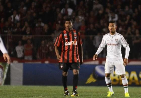 Maranhão estreia oficialmente pelo Atlético Paranaense